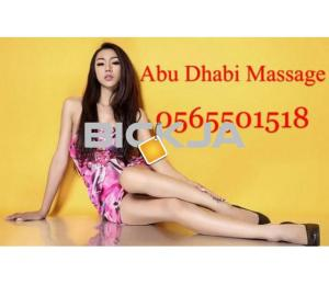 Abu Dhabi Body Massage +97156-5501518