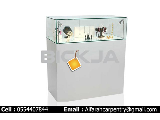 Dubai Jewelry Events Display | Display Stand | Wooden Kios UAE - 1/4