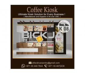 Design And Manufacturer Kiosk in Dubai | Mall kiosk UAE