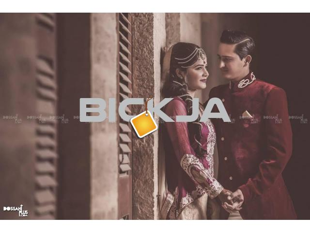 Get Online Wedding Portrait In Pakistan On Affordable Price - 1/4