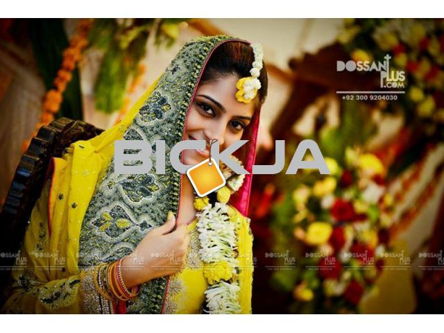 Get Online Wedding Portrait In Pakistan On Affordable Price - 3/4