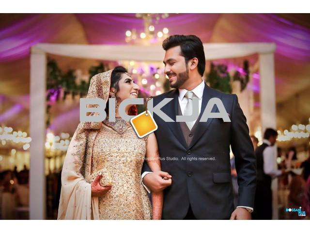 Online Contact Professional Wedding Photographer in Pakistan - 1/4