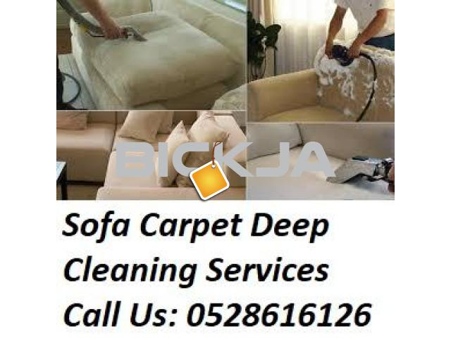 sofa carpet cleaning services - 1/1