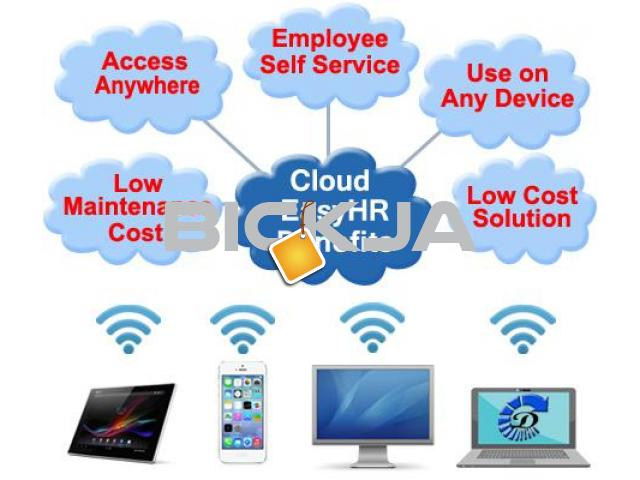 Cloudbase HR Payroll Software in Dubai - 1/1
