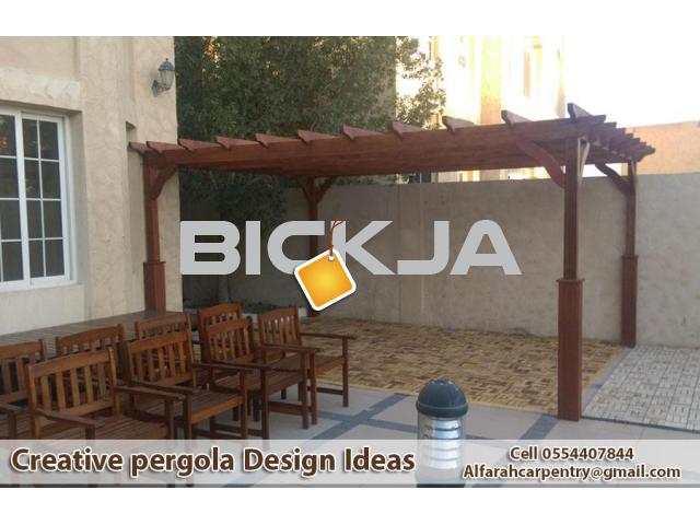 Pergola Suppliers in Dubai | Wooden Pergola UAE | Pergola Manufacturer Dubai - 4/4