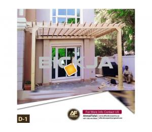 Pergola Contractor Dubai | pergola Suppliers Dubai | Wooden pergola in Dubai