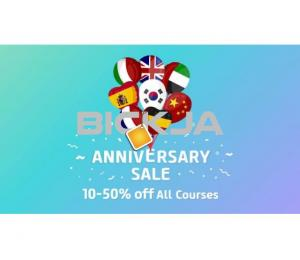 13 Year Anniversary Sale