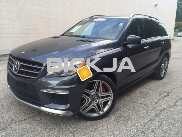 Selling 2014 MERCEDES BENZ ML63 AMG - 1/3