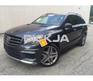 Selling 2014 MERCEDES BENZ ML63 AMG