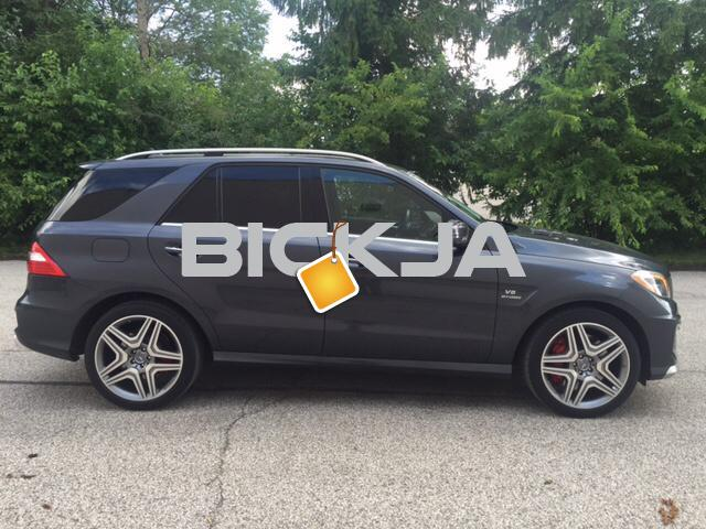 Selling 2014 MERCEDES BENZ ML63 AMG - 3/3