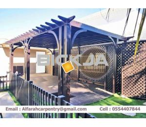 Outdoor Pergola Dubai | Garden Pergola Dubai | Pergola Suppliers in Dubai
