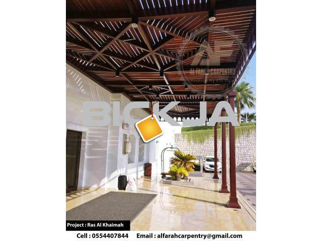 Outdoor Pergola Dubai | Garden Pergola Dubai | Pergola Suppliers in Dubai - 4/4