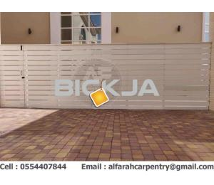 Wall Privacy Fence Dubai | Garden Fencing Dubai | Wooden Fence Suppliers In UAE