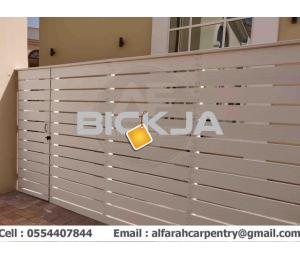 Wooden Fence Suppliers Dubai | Garden Fence | Privacy Wooden fence Abu Dhabi
