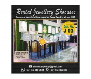 Rental Display Stand In Dubai | Display Stands Suppliers | Jewelry Display Stand
