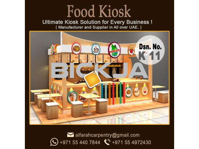 Candy Kiosk in Abu Dhabi | Wooden Kiosk in Dubai | Mall Kiosk Suppliers in Dubai - 2/4