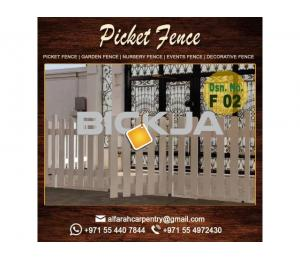 Composite Fence Suppliers | Wooden Fence Dubai | WPC Fence in Abu Dhabi