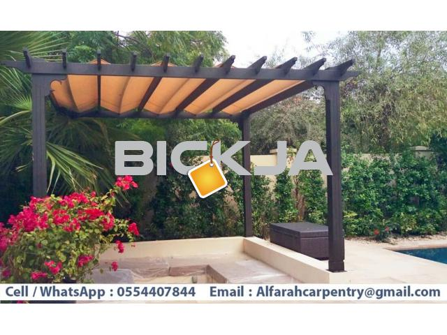 Pergola Suppliers in Dubai | Wooden Pergola Dubai | Outdoor Pergola Dubai - 2/4