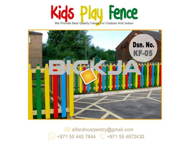 Free Stand Fence Dubai | Garden Fencing | Wooden trellis And Fence Suppliers Dubai - 2/4