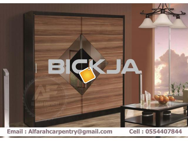 Wooden Wardrobes in Dubai | Wardrobes Suppliers | built in Closet Dubai - 2/4