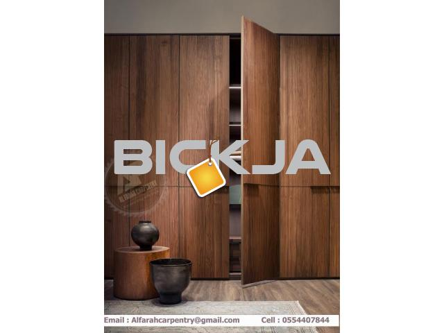 Wooden Wardrobes in Dubai | Wardrobes Suppliers | built in Closet Dubai - 4/4