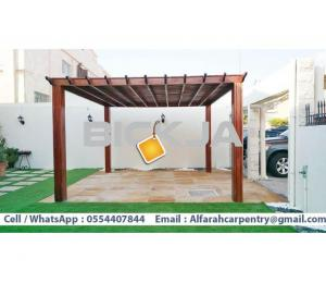 Pergola And Gazebo Suppliers in Dubai | Wooden Arbors | Pergola In Abu Dhabi