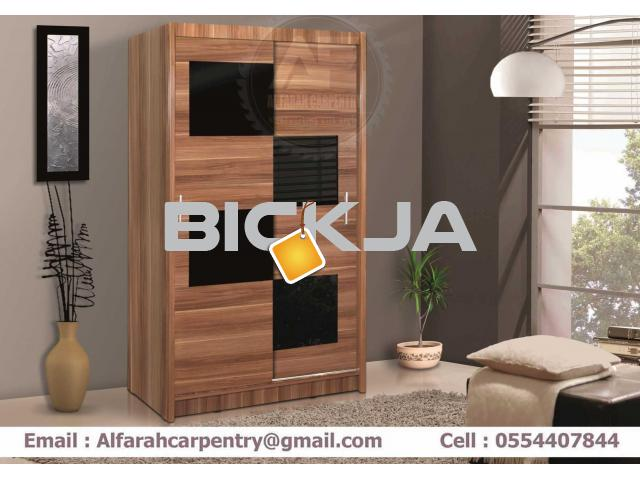 Wardrobes Design Dubai | Built in Closet Dubai | Walk In Closet Dubai - 1/3