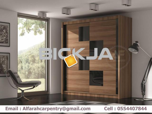 Wardrobes Dubai | Wooden Cabinets Dubai | Built in Closet Dubai | Wardrobe Suppliers Dubai - 1/3