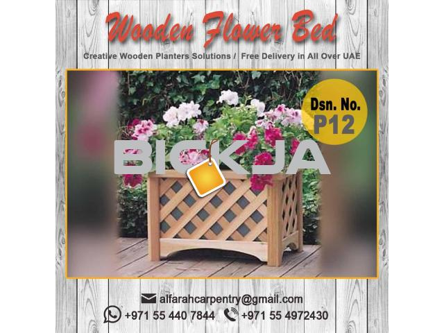 Garden Planters Box Sell in Dubai | Wooden Box For Planters Dubai | Garden Planters Dubai - 2/4