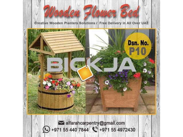 Garden Planters Box Sell in Dubai | Wooden Box For Planters Dubai | Garden Planters Dubai - 3/4
