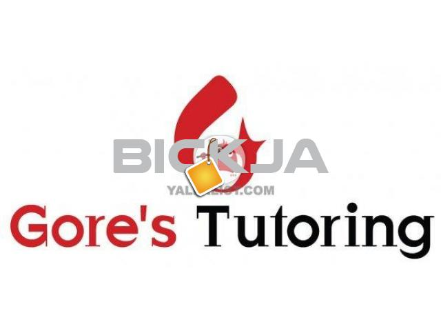 Speak English fluently with Gore's Tutoring UK tutors - 1/1
