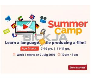 Summer Camp: Learn a language while producing a film!