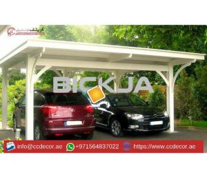 Public Parking Area Pergola Uae | Private Parking Area Pergola Uae.