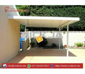 Car Parking Wooden Shades Uae | Design and Build Car Parking Pergola Uae
