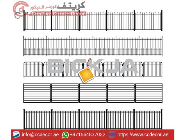 Events Fences Dubai | Rental Fences | Pool Area Fences | Villa Privacy Fences Uae - 1/4