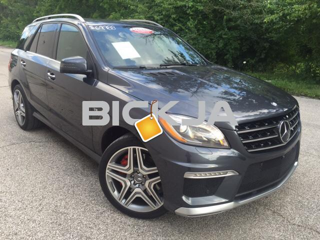 Mercedes Benz ML 63 AMG 2014 - 1/4