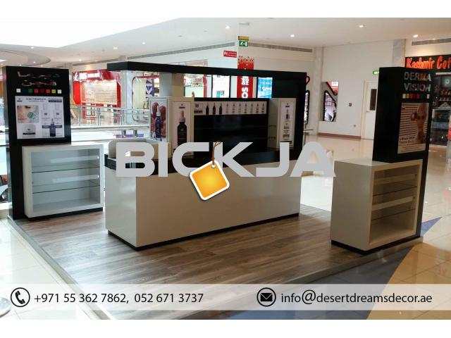 Mobile Phone Kiosk Uae | Coffee Kiosk | Candy Kiosk | Design and Build Mall Kiosk in UAE. - 2/3