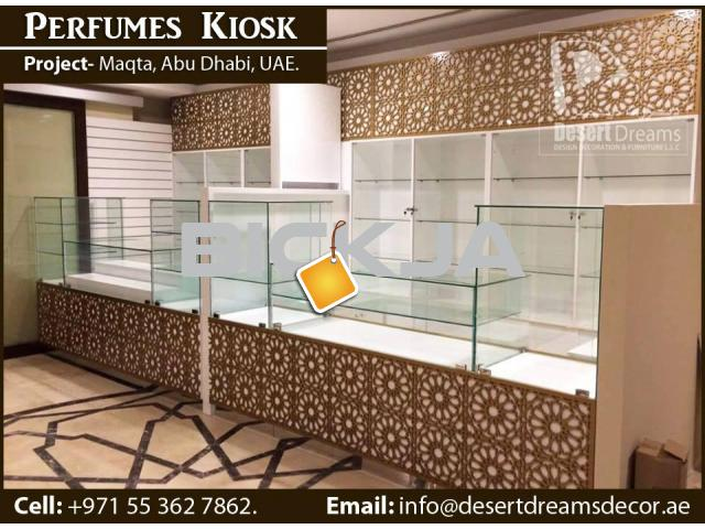 Mall Kiosk and Mall Display Stands Manufacturing in UAE. - 4/4