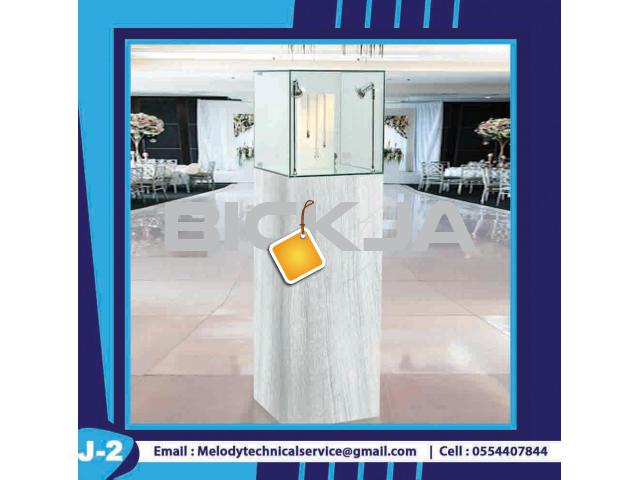 Jewelry Display Stand For Rent in Dubai | Display Stand Suppliers - 1/4