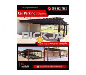 Villa Car Parking Solutions in UAE | Car Parking Pergola Dubai.