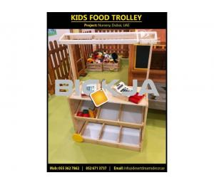 Nursery Wooden Furniture Supplier in UAE | Kids Play House | Wooden Items Supplier in UAE.