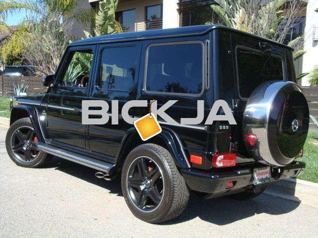 2014 Mercedes-Benz G63 AMG for sale - 3/4