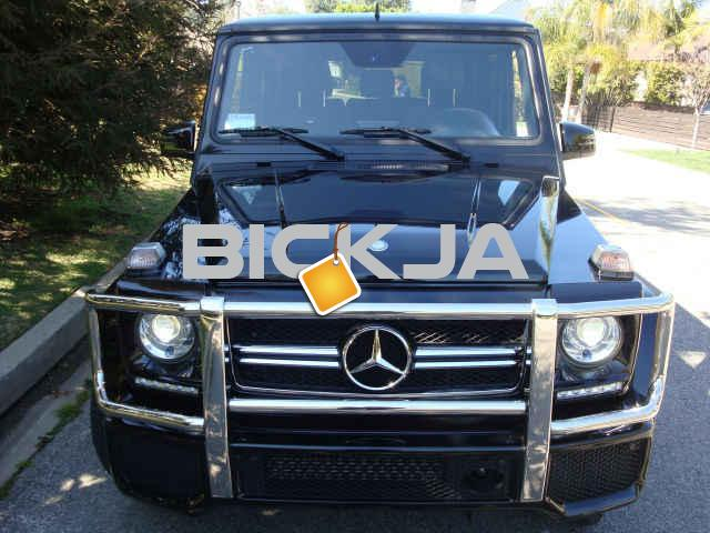 Used 2014 Mercedes-Benz G63 AMG - 1/4