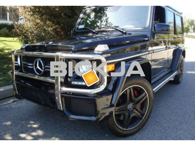 Used 2014 Mercedes-Benz G63 AMG - 2/4