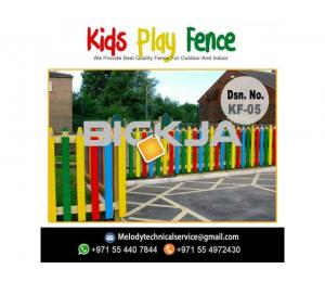 Picket Fence Arabian Ranches | Garden Fence in Green community | Fence Suppliers in Dubai