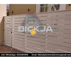 Wooden Fence in Jumeirah Golf Estates | Picket Fence | Garden Garden in Victory Heights