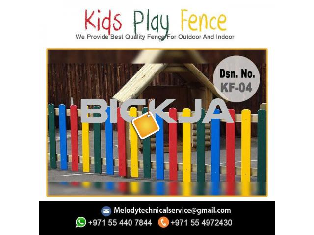 Garden Fence in Al Barsha | Wooden Fence in Dubai | Picket Fence Emirates Hills - 2/4