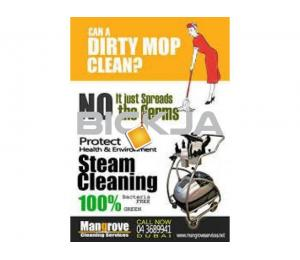 Professional Deep/Steam Cleaning Services in Dubai