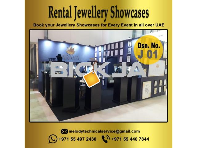 Jewellery Display in Dubai | Wooden Display | Events Display Suppliers | Rental Display in UAE - 2/4