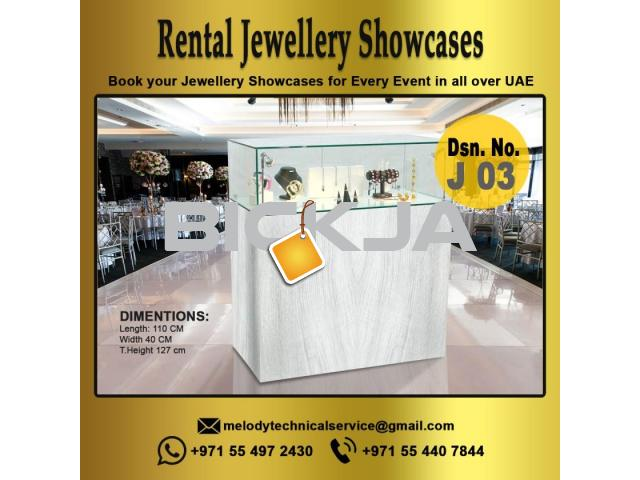 Jewellery Display in Dubai | Wooden Display | Events Display Suppliers | Rental Display in UAE - 3/4